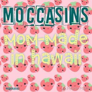 🍍LITTLECAYCAM MOCCASINS
